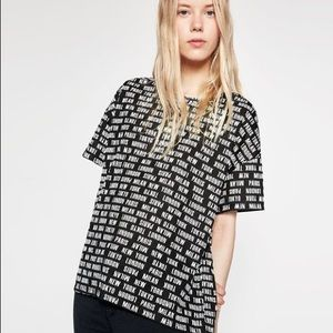 Zara international fashion cities tee